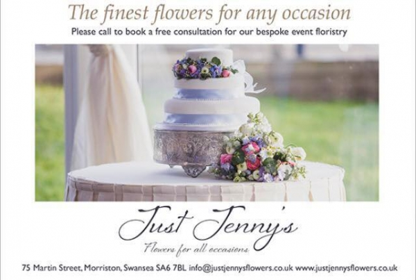 Just Jennys Flowers