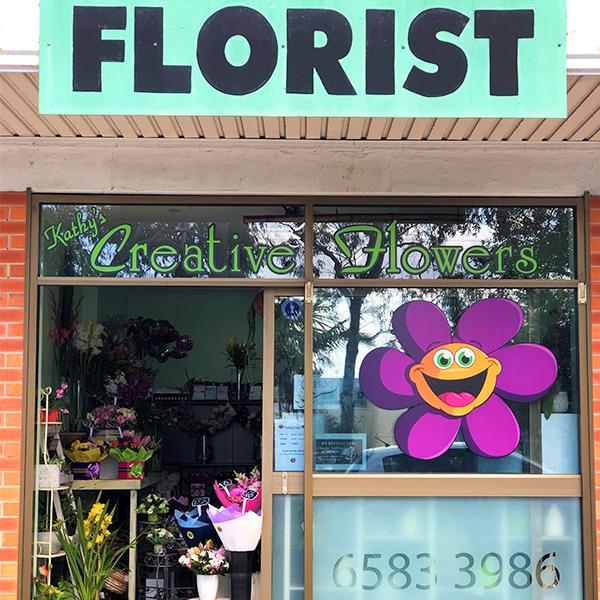 Kathys Creative Flowers