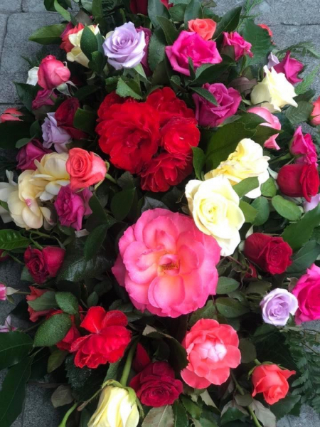 Kelly's Flowers - Wellington
