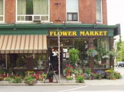La Jardinere Flower Market