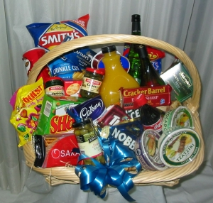 Large Gourment Basket