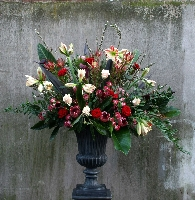 Large Pedestal Arrangement