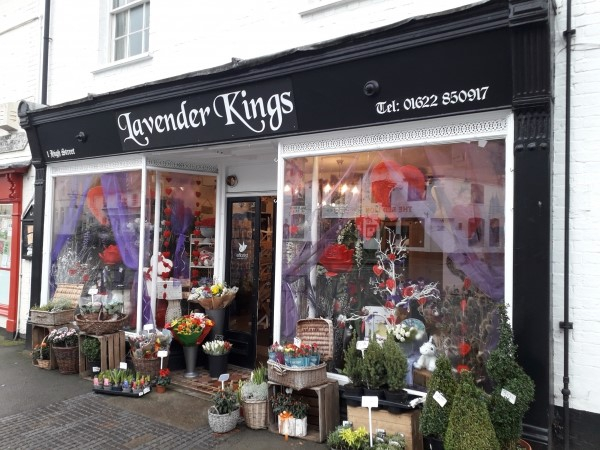 Lavender King Florist