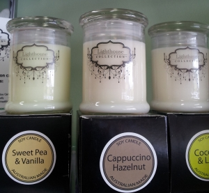 Lighthouse Soy Candles