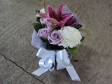 Lilac Boxed Arrangement