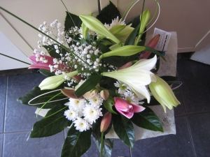 Lily Hand Tied