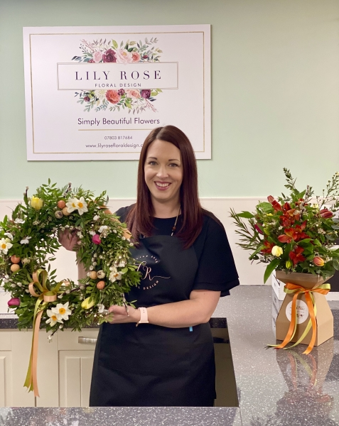 Lily Rose Floral Design