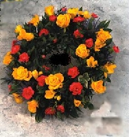 Loose Open Wreath