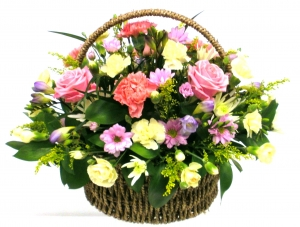 Luxury  Basket Arrangment