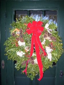Maine Woods Wreath
