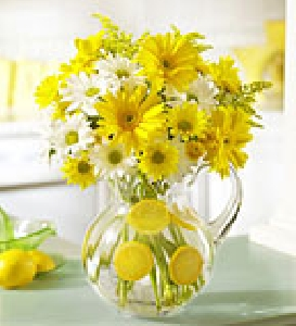 Make Lemonade Arrangement