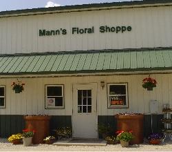 Mann's Floral Shoppe