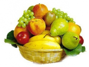 Medeium Fruit Basket