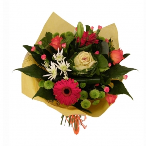 Mixed Colourful Bouquet