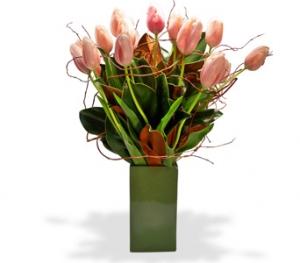 Modern Tulip Vase
