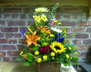 Moms Garden Basket