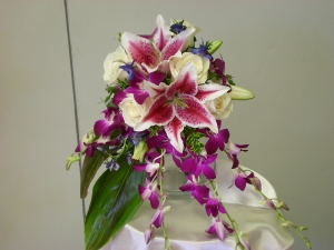Mxied Bridal Bouquet