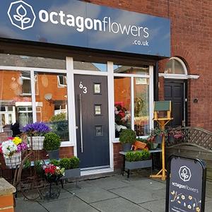 Octagon Flowers