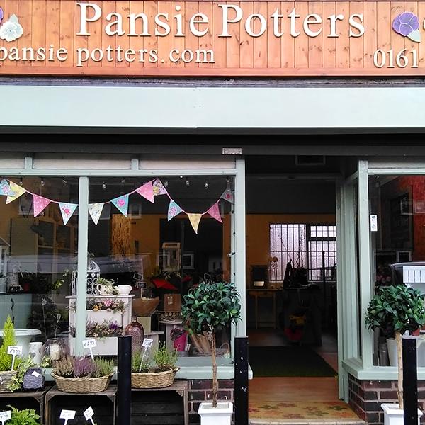 Pansie Potters