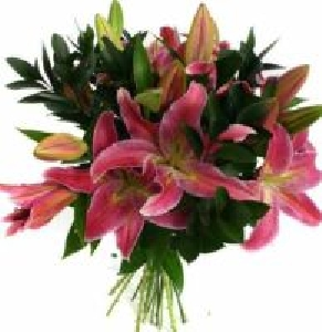 Perfumed Lillies Or Your Favourite Flowers