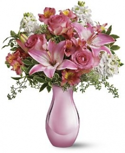 Pink Reflections Bouquet