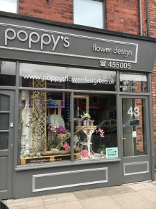 Poppy's Flower Design