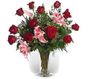 Premium Rose Vase