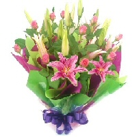 Queen Lilly Bouquet