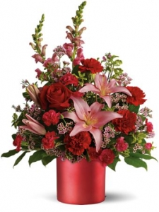 Red Romance Bouquet