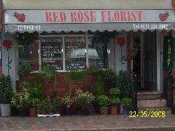 Red Rose Florist
