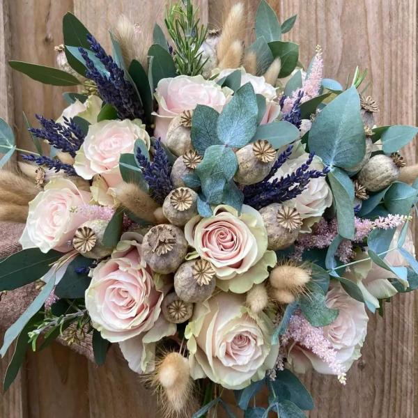 Rhubarb & Bloom