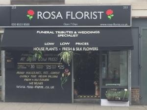 Rosa Florist