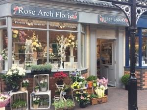 Rose Arch Florist