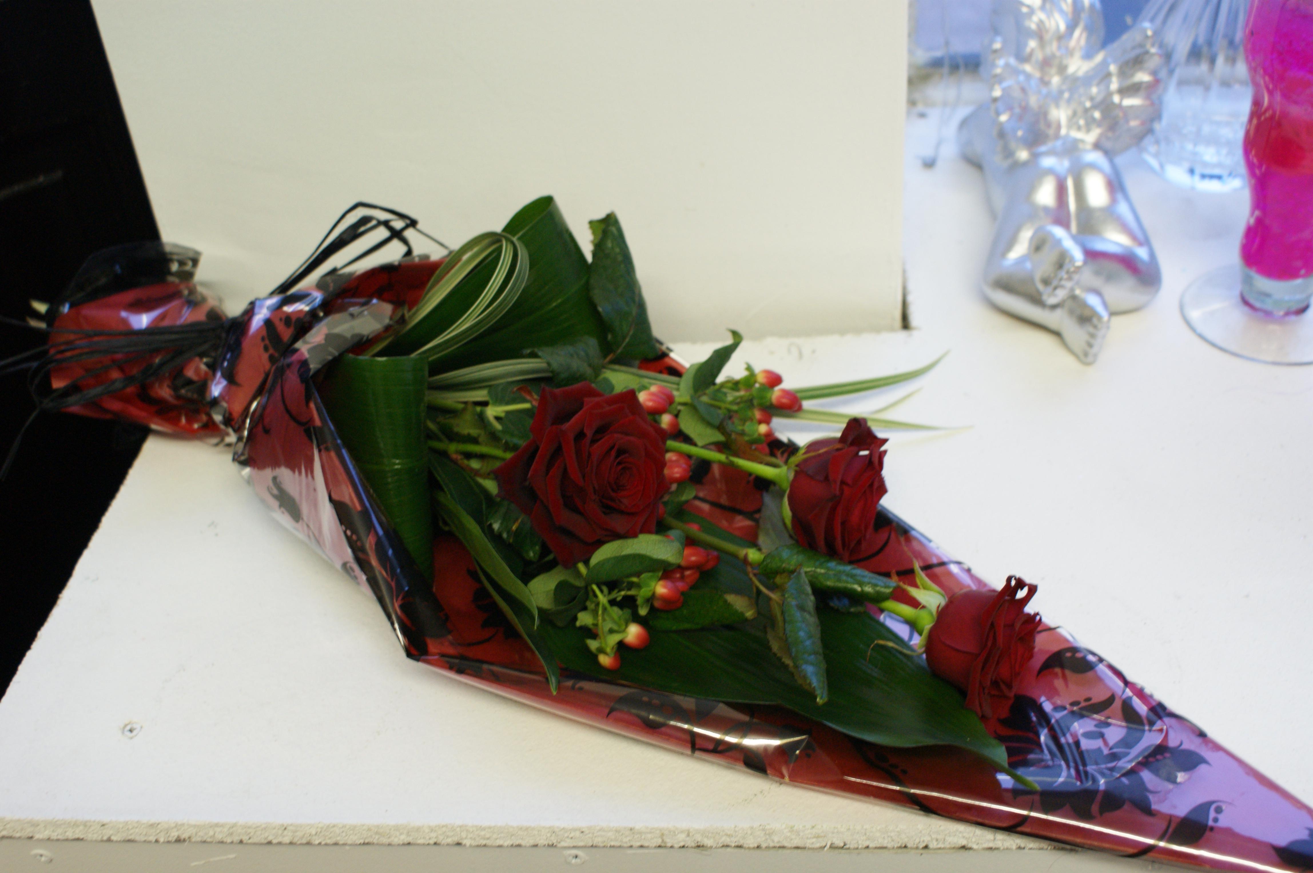 Rose Arrangement 3