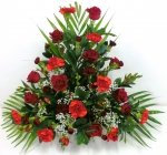 Ruby Or Golden Wedding  Anniversary Arrangment