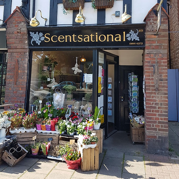 Scentsational Flowers Ltd