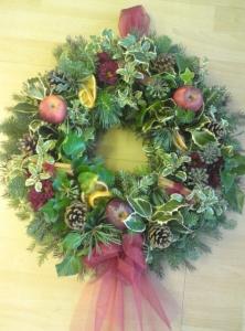 Seasonal Door Wreath