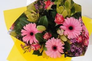 Seasonal Mixed Flower Bunch