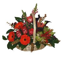 Seasonal Rustic Basket