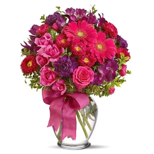 Secret Crush Flowers Bouquet #TW492