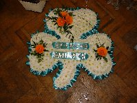 Shamrock - Funeral Tribute
