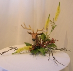Silk Deer Arrangement