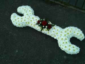 Spanner Funeral Tribute