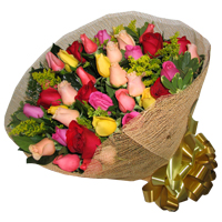 Special Bouquet Of 36 Roses