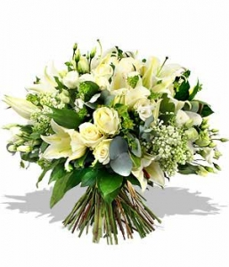 Special Offer- White Lilys