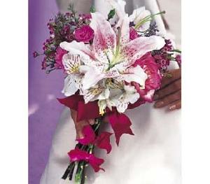 Stargazer Hand Tied Bouquet