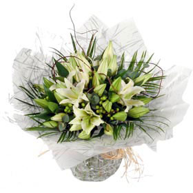 Stunning Lily Bouquet (B007)