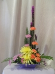 Stylish Fuji Arrangement