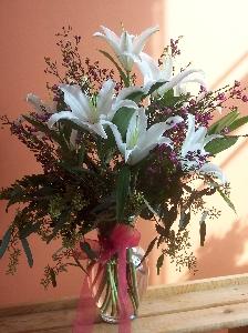 Stylish Lilies