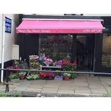 Sweet Pea Floral Design